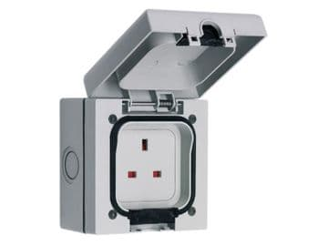 IP66 13A Socket 1-Gang